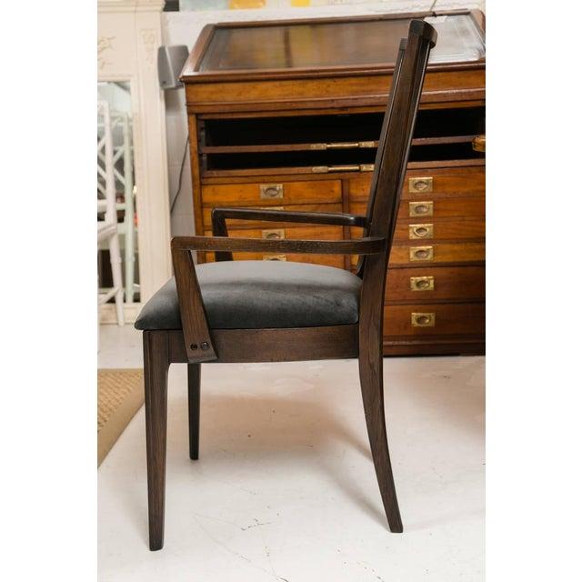 Mid-Century Pair of Brasilia Dining Chairs - Image 5 of 7