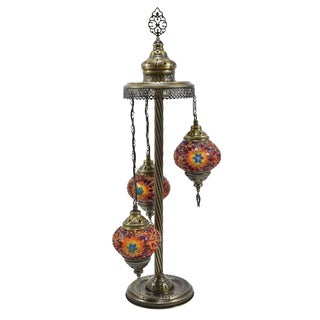 Turkish Handmade Mosaic Lamp