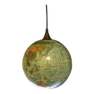 Vintage Replogle Globe Light