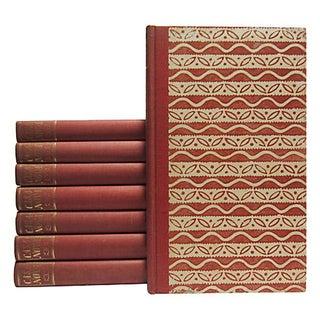 """The Memoirs of Casanova"" Complete Set - Set of 8"