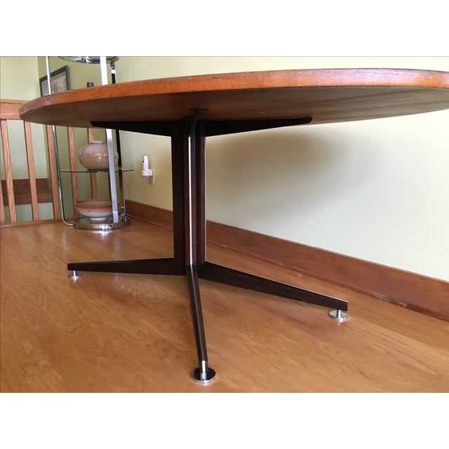 Edward Wormley for Dunbar Dining Table - Image 5 of 6