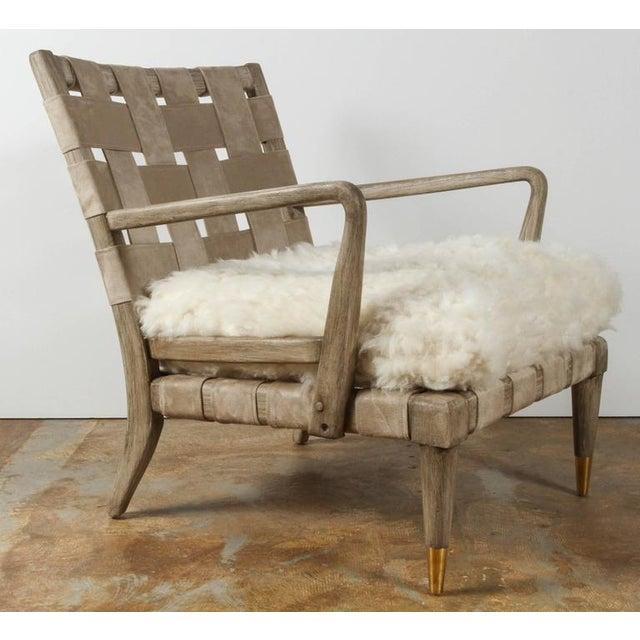 Mid-Century Modern Settee Sitting Group Restored - Image 6 of 9