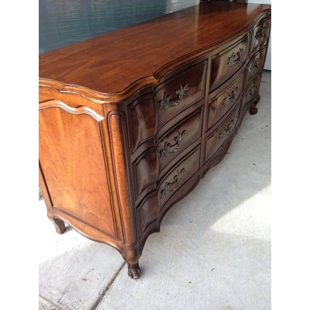 Image of White Furniture Company 9 Drawer Dresser