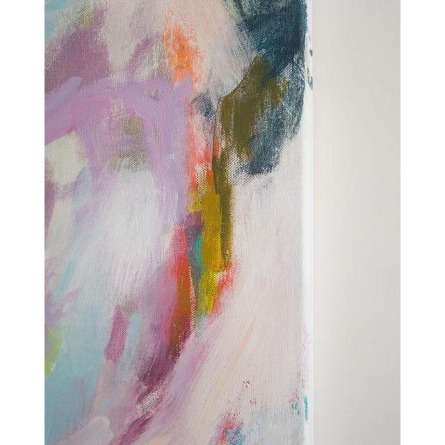 Image of 'Feelings No.1' Abstract Painting