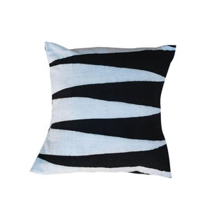 M. Montague Triangle Motif Cushions - a Pair