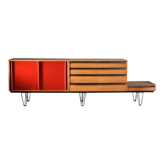 Alfred Altherr sideboard, Switzerland, 1950s