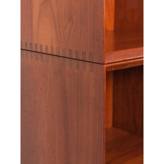 Modular Wall of Stacking Bookcases - Image 5 of 11
