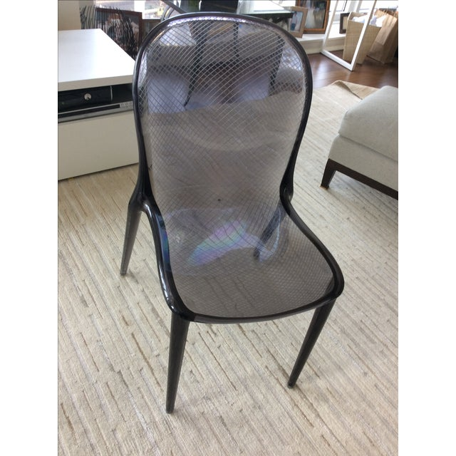 Grey Kartell Thalya Dining Chairs - Set of 5 - Image 2 of 8
