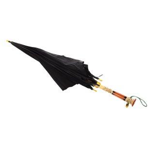 Antique Victorian Umbrella With Bakelite Handle