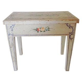 Swedish Side Table / Planter