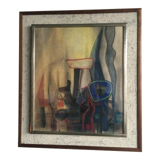 Modern Interiors Abstract Painting