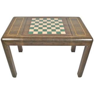 Karl Springer Game Table