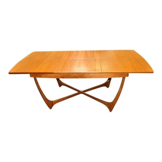 1960s Danish Modern Teak Dining Table