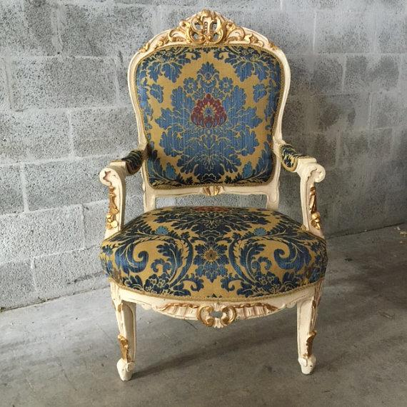 Antique French Louis XVI Style Chair - Image 2 of 5