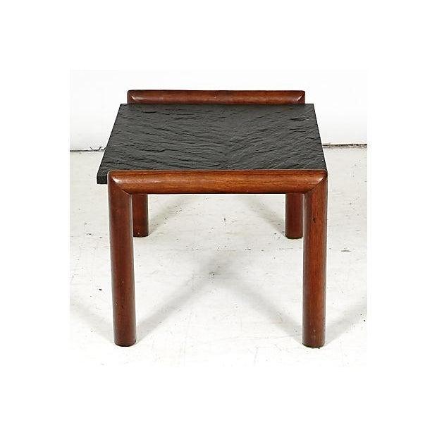 Slate Outdoor Coffee Table: Adrian Pearsall Slate-Top Coffee Table