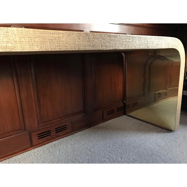 Mid-Century Modern Ernest C Masi Sideboard Table - Image 4 of 6