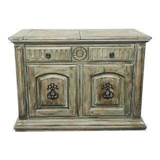 Solid Wood Sideboard Buffet / Bar Server