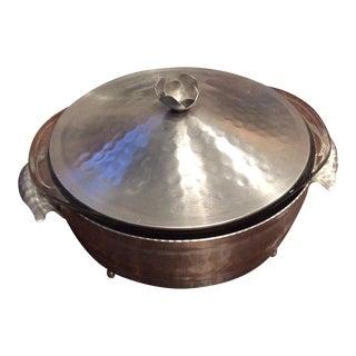 Forged Aluminum Casserole Dish