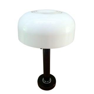60's Lightolier Mushroom Lamp