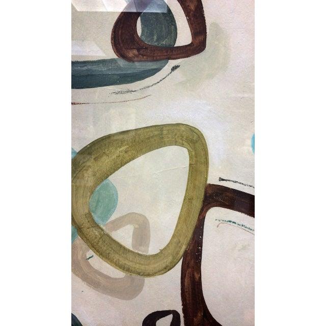 Image of Original Signed & Framed Artwork By Ruth Bush
