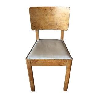 Italian Art Deco Chair