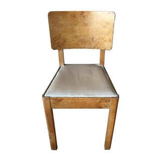 Italian Art Deco Chair