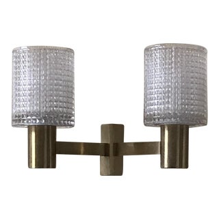 Mid-Century Wall Sconces - A Pair