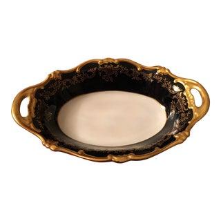German Oval Serving Platter