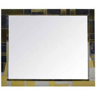 Paul Evans Wall Mirror