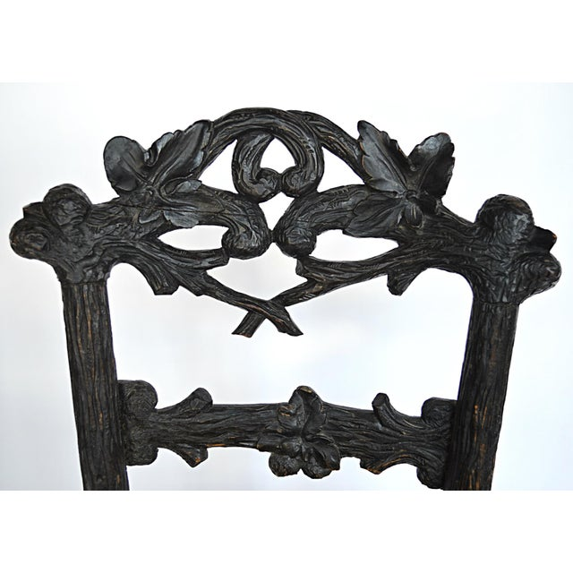19th Century Black Forest Child's Chair - Image 6 of 10
