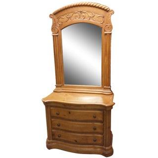 Gentleman's Chest and Mirror
