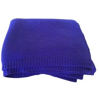 Extra Large Cashmere Blanket