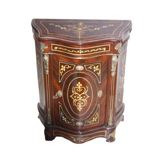 Louis XIV Marquetry Cabinet