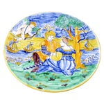 Image of Hand Painted Romeo & Juliet Porcelain Bowl