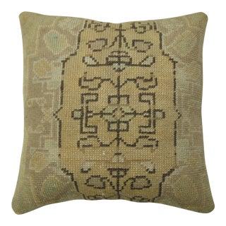 Vintage Oushak Pillow