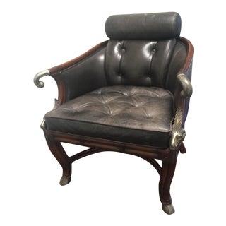 Ram Head Chair