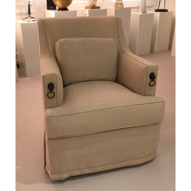 Barry Dixon Middleburg Chair - Image 2 of 4
