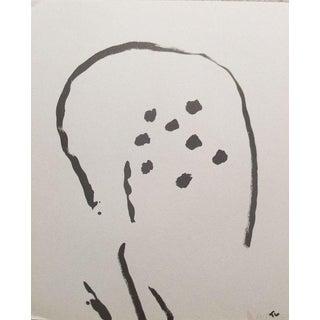 Pierre Tal Coat Derriere Le Miroir #131-1962 Lithograph