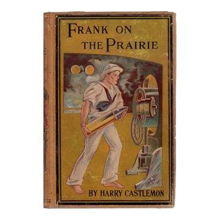 "1898 ""Frank on the Prairie"" Book"