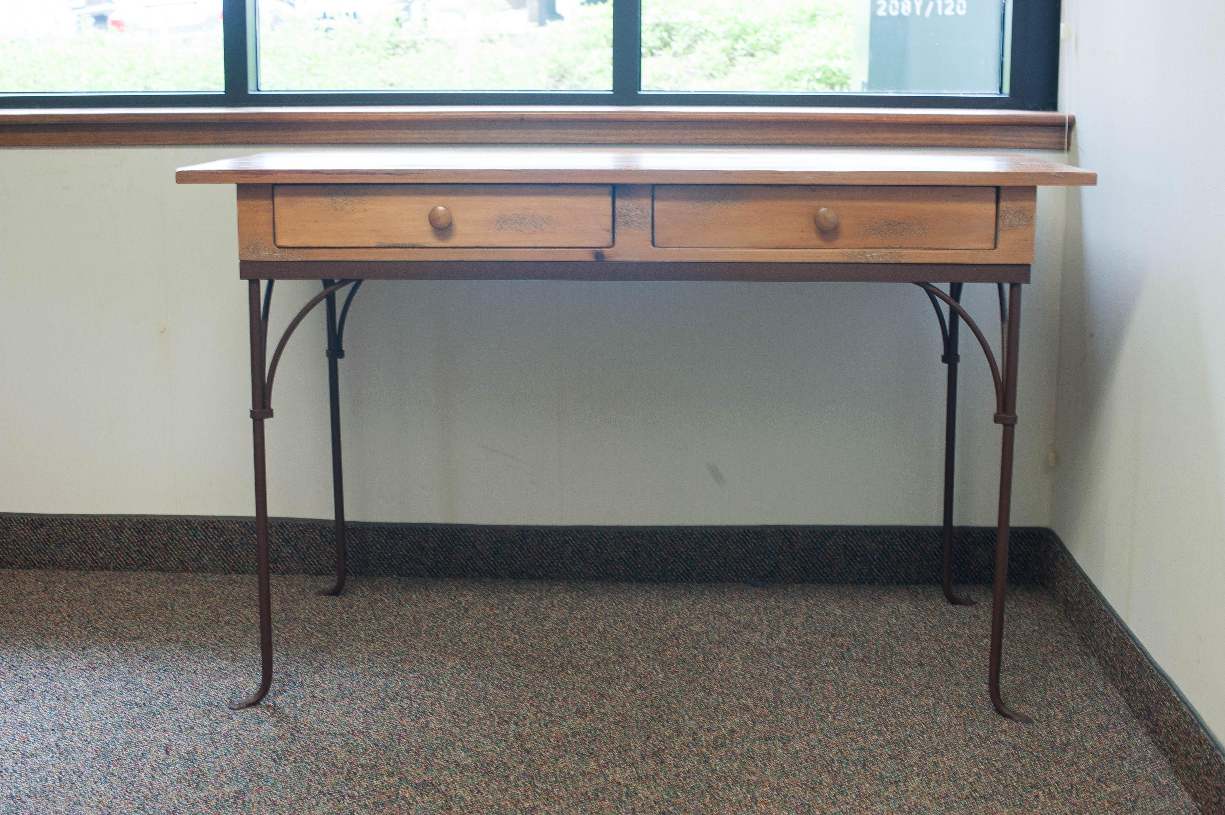 Double Sided Desk