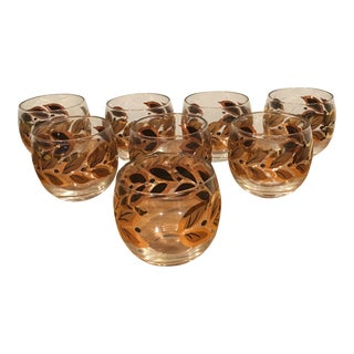 Mid-Century Modern Barware - Set of 8
