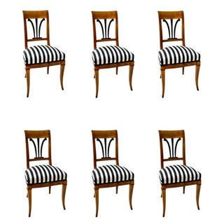 Biedermeier Chairs - Set of 6