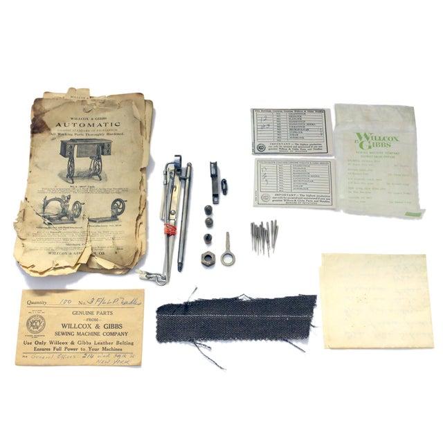Willcox & Gibbs Co. Sewing Machine - Image 3 of 6