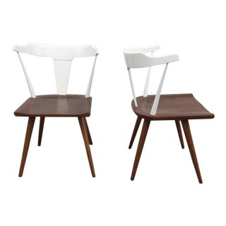 Pair of Paul McCobb Two-Tone Planner Chairs