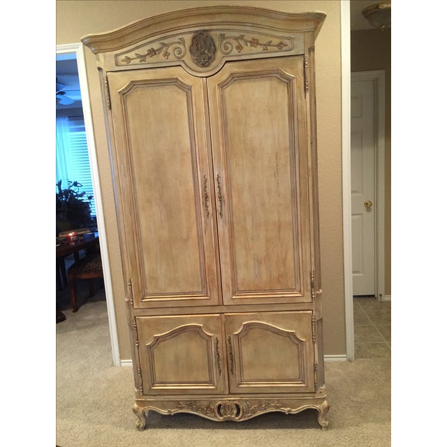 Century Furniture French Armoire - Image 3 of 8