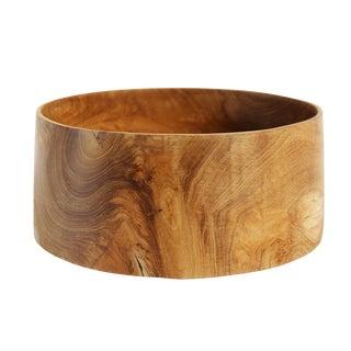 Teak Wood Bowl
