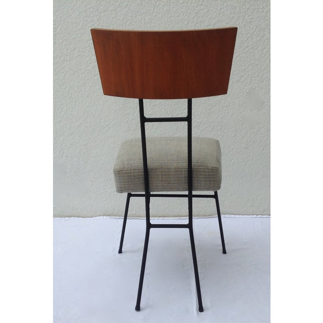 Paul McCobb Wood & Metal Chairs - Set of 4 - Image 8 of 11