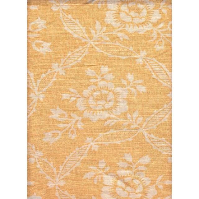 Scalamandre Cashel Floral Linen Print Fabric - Image 1 of 3