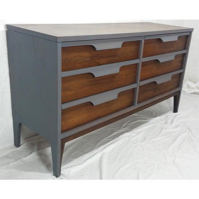 Johnson Carper Mid-Century Modern Dresser - Image 3 of 6
