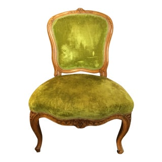 Diminutive Louis XV Chaises - A Pair